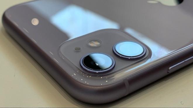 آیفون 11 دوربین
